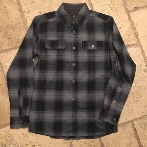 Swisstech Flannel Button Up Long Sleeve - NEW